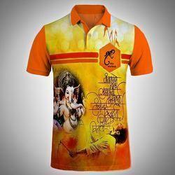 Ganpati Design T Shirts