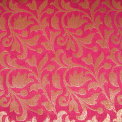Chanderi Silk Embroidered Silk