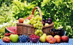Farm Fresh Fruits.