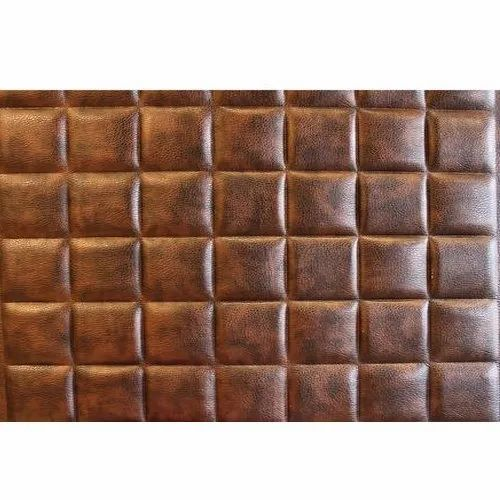 WA032 Leather Wall Panels