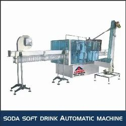 Automatic Soda Drink Machine