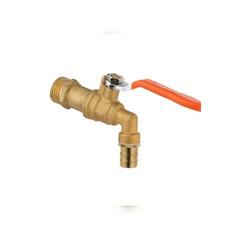 Brass Nozzle Bib Cock