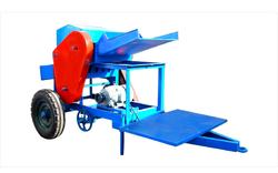 Cotton Stalk Crusher Machine