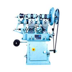 Gold And Silver Jewellery Making Machines