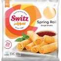 8x8 Inch Switz Spring Roll Dough Sheets