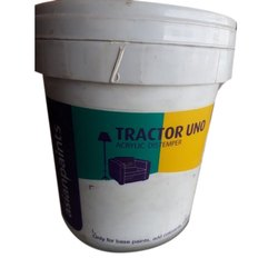 Asian Tractor Uno Acrylic Distemper, 1 Litre , Packaging Type: Bucket