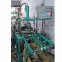Fully Automatic Hydraulic Thali Pattal Making Machine