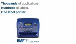 BMP71 Label Printing Machine