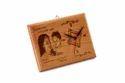 1056SM Decorative Wooden Clock