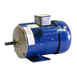 Single Phase 1 Hp Crompton Induction Motor, Voltage: 230 V, IP Rating: IP21