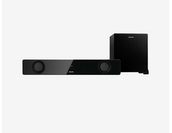 Philips HTL1041 94 2 1 Channel Soundbar Speaker