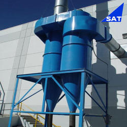 SS Dust Collector