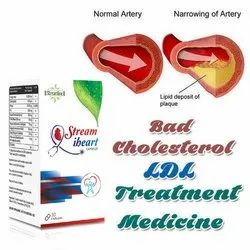 Bad Cholesterol LDL Treatment Medicine