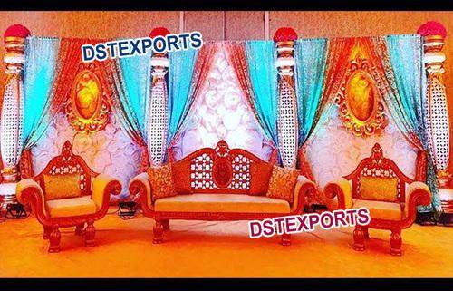 Best Indian Wedding Stage Decoration