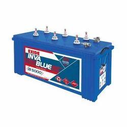 Exide Inva Blue Industrial Battery, Voltage: 12 V
