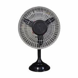 Plastic Black And White Cinni Fan