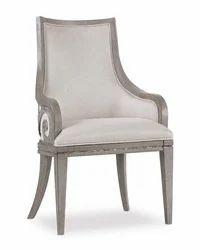 Wooden Juliet Arm Chair Dining Chair, Wooden Furniture