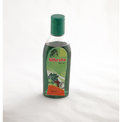 Silkesha Herbal Hair Oil
