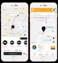 Ola Uber -Taxi / Cab Mobile Application Development Services