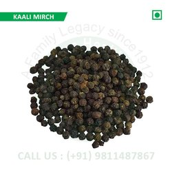 Kaali Mirch (Piper Nigrum, Black Pepper, Kalimirch, Gol Mirch, Filfil Aswadh, Kalamorich)
