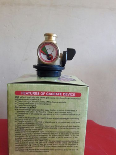 Gas Safe India Safety Device