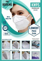 KN95 Mask (Without Respirator)