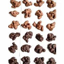 Eggless Chocolate Nuts