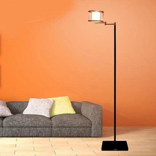 Floor lamp crystal floor lamp wholesaler from bengaluru decorative floor lamp mozeypictures Images