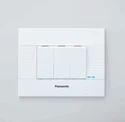 Sleek Plate Design Switches