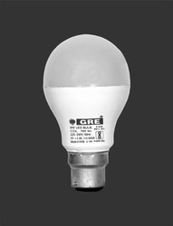 Warm White GRE LED Bulb 9W, For Home Appliance