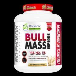 Bull Mass Explode