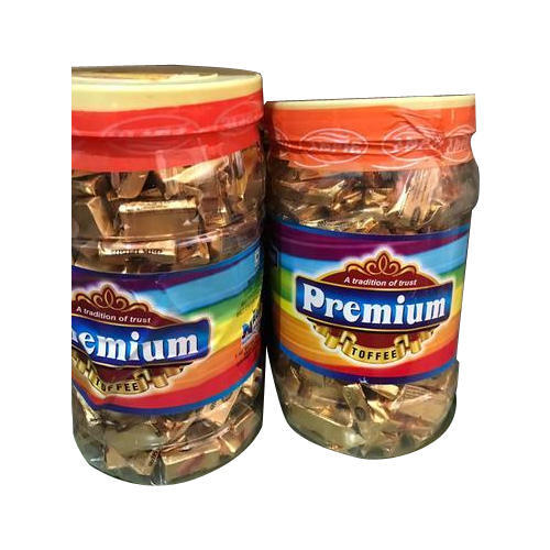 12 Month Premium Toffee, Pack Size: 100 Piece ,Packaging Type: Plastic Jar