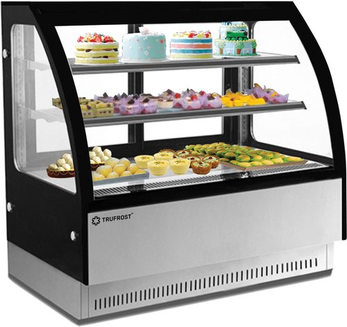 Counter Top Display Refrigerator Showcase