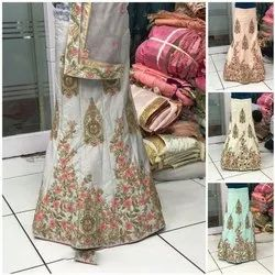 Ladies Net Lehenga Choli