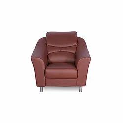 Single Seater Designer Office Sofa