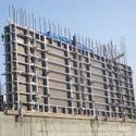 8 Feet Wooden Wall Formwork
