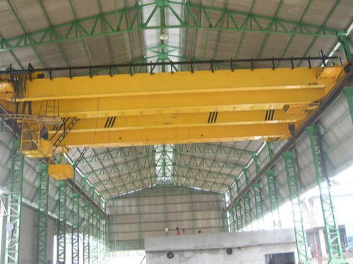 Industrial Crane Shed