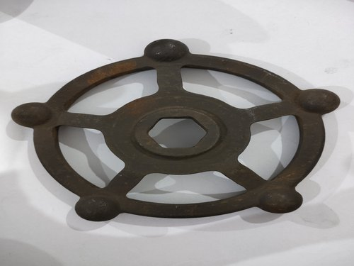 Valve Hand Wheel S.G. Material