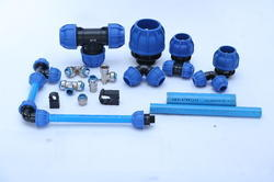 Compressed Air Piping Fittings