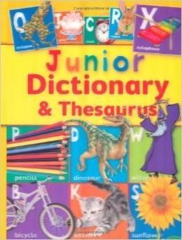 Juniour Dictionary & Thesaurus