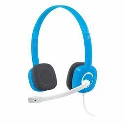 Logitech H150 Stereo Headset Blue