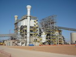 Industrial Equipment for Cement Plants