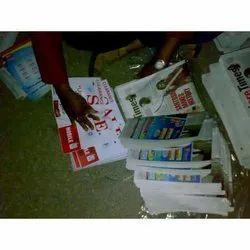 Newspaper Inserting Service, Pan India