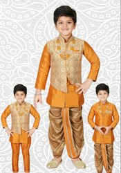 Boys Dhoti Combo