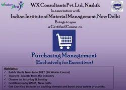 Purchasing Management Course