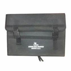 Black Adjustable 17 Inch Side Bag