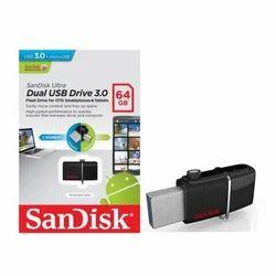 64GB Dual USB Drive