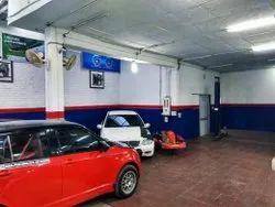CAR REPAIR AND SERVICE WORKSHOP