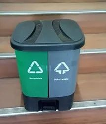 Plastic Segregation Dustbin