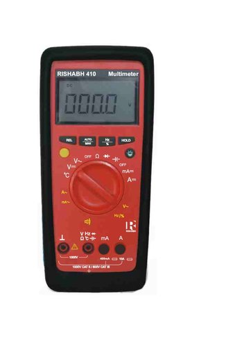 Rishabh Instruments - RISH Max -10 Digital Multimeters